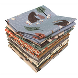 Lewis & Irene - Bear Hug - Fat Quarter Bundle