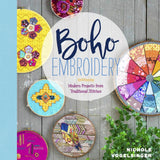 Boho Embroidery - Lucky Spool Media - Craft de Ville