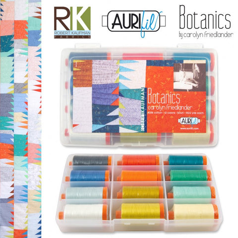 Aurifil Botanics Thread Kit