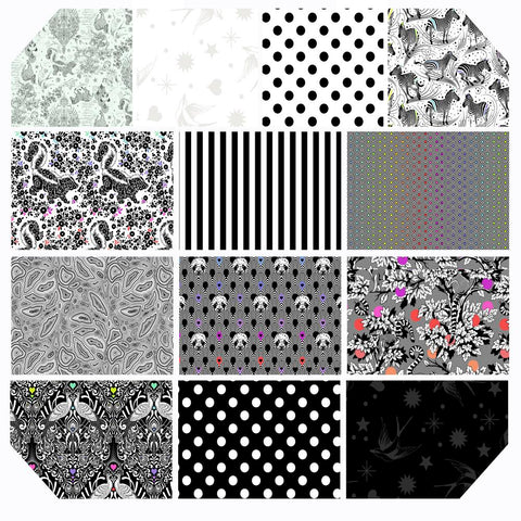 PREORDER OCT - Tula Pink - Linework - Fat Quarter Pack