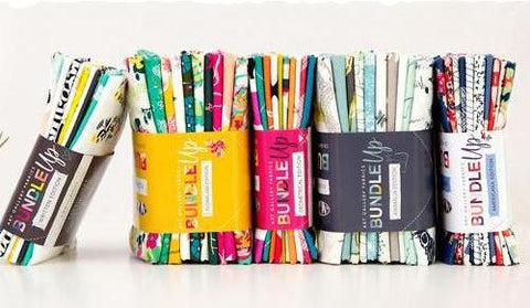 Art Gallery Bundle Up Fat Quarters - Art Gallery - Craft de Ville