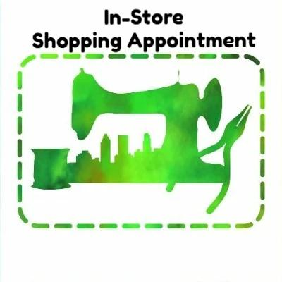 In-Store Shopping Appointment