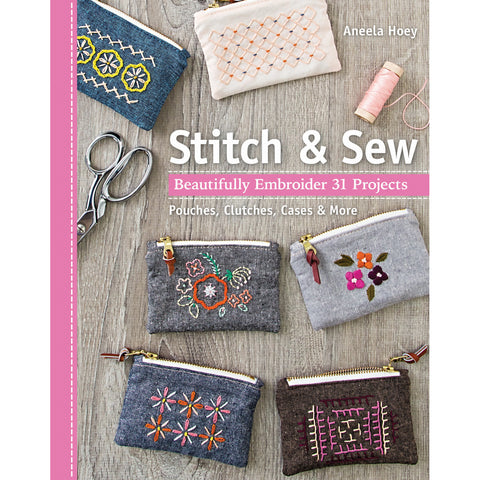 Stitch & Sew - C&T Publishing - Craft de Ville