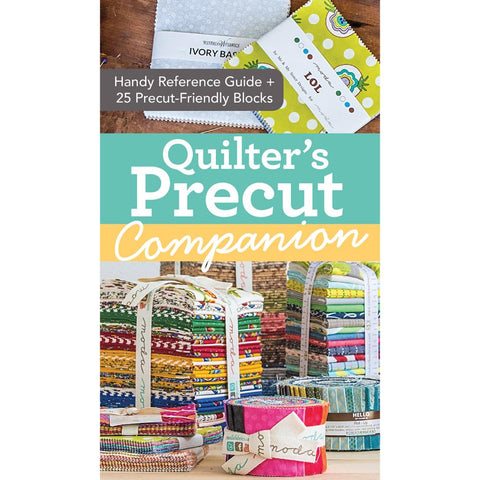 Quilter's Precut Companion - C&T Publishing - Craft de Ville