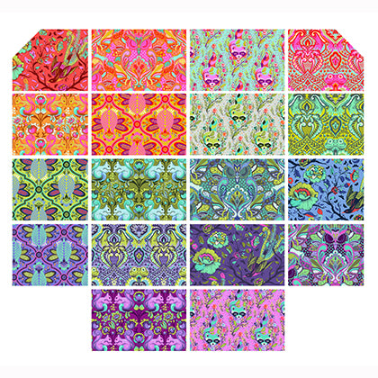 ALL STARS - Tula Pink - Fat Quarter Pack