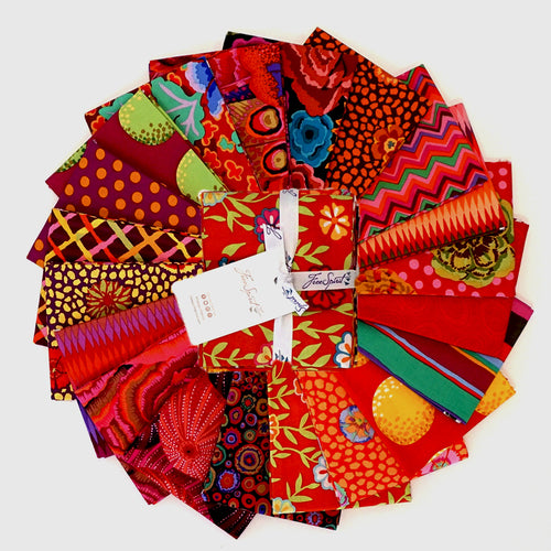Kaffe Fassett Collective - Heatwave - Fat Quarter Bundle
