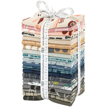 Anna Graham - Forage - Fat Quarter Pack - Robert Kaufman - Craft de Ville