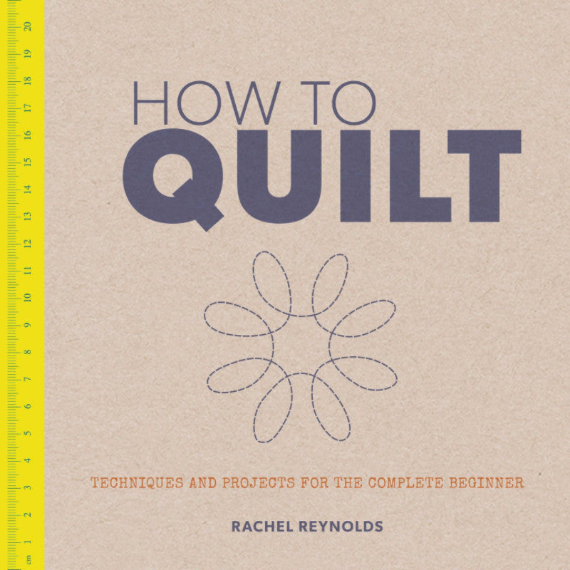 How to Quilt - Taunton Press - Craft de Ville