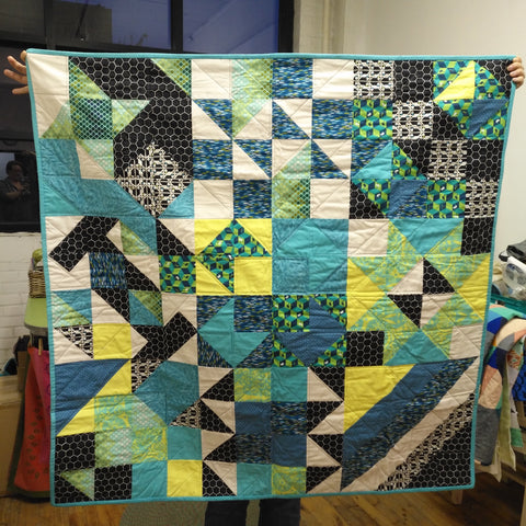Intro to Quilting Workshop - Mar-Apr 2019