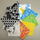Curated Fat Quarter Bundles - Assorted 10 - Craft De Ville - Craft de Ville