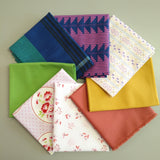 Curated Fat Quarter Bundles - Assorted 8