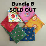 Lewis & Irene - Maya - 6 Fat Quarter Bundle