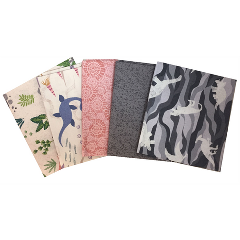 Lewis & Irene - Kimmeridge Bay - Fat Quarter Bundle - Lewis & Irene - Craft de Ville