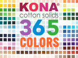 Kona Cotton 365 Wall Calendar 2020 - Kona Cotton - Craft de Ville