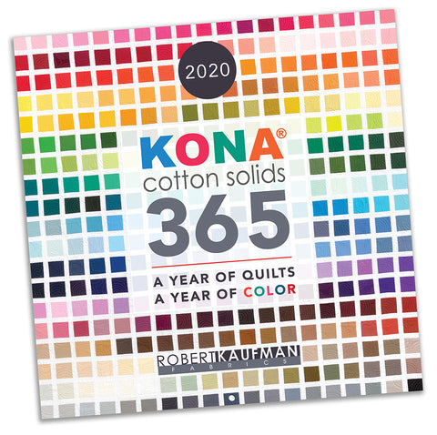 Kona Cotton 365 Wall Calendar 2020