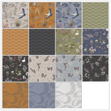 Lewis & Irene - The Water Meadow - Fat Quarter Bundle