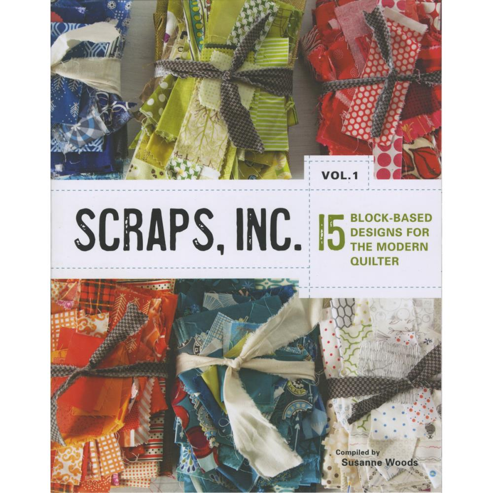 Scraps, Inc. Volume 1 - Taunton Press - Craft de Ville