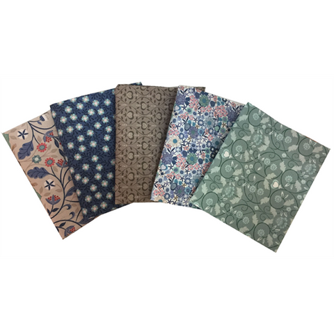 Lewis & Irene - Michaelmas - Fat Quarter Bundle - Lewis & Irene - Craft de Ville