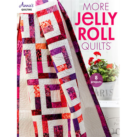 More Jelly Roll Quilts - Book - Annie's Quilting - Craft de Ville