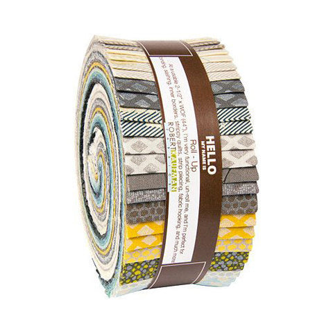 Shimmer 2 - Jennifer Sampou - Jelly Roll - Fabric - Robert Kaufman - Craft de Ville