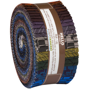 Carolyn Friedlander - Instead - Roll Up - Robert Kaufman - Craft de Ville