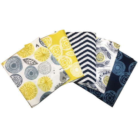 Ikat Love Bird - Fat Quarter Bundle