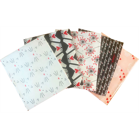 Love Story - Fat Quarter Bundle