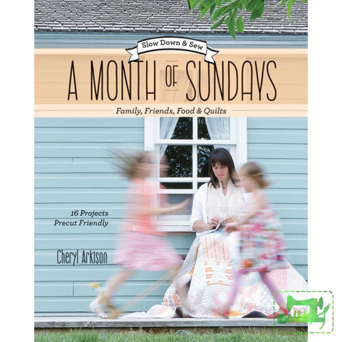 A Month Of Sundays - Stash Books - Craft de Ville