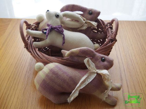 Free Bunny Pattern - Incipient Madness - Incipient Madness - Craft de Ville