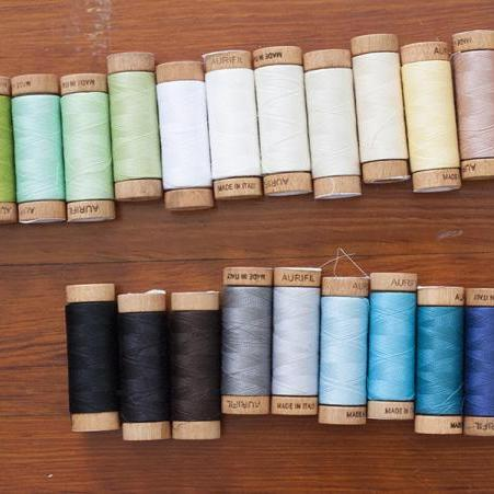 Aurifil Cotton - 80wt Spool - Aurifil - Craft de Ville