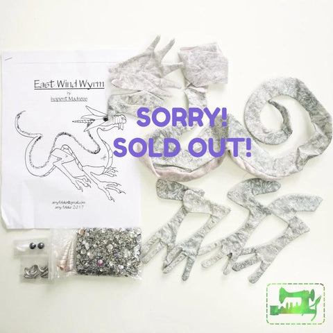 East Wind Wyrm - Stuff & Go Kit - Incipient Madness - Craft de Ville
