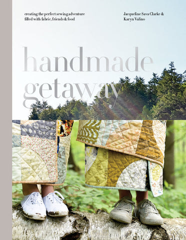 Handmade Getaway - Getaway Press - Craft de Ville