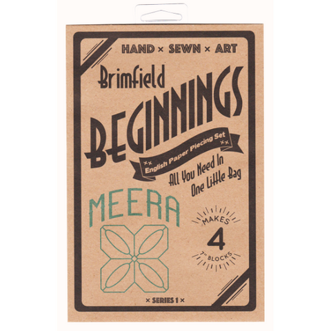 Meera Block Starter Pack - Brimfield Beginnings