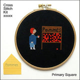 Primary Square Kit - Pommes - Samantha Purdy Textile - Craft de Ville