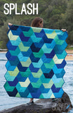 Splash - Jaybird Quilts - Pattern - Jaybird Quilts - Craft de Ville