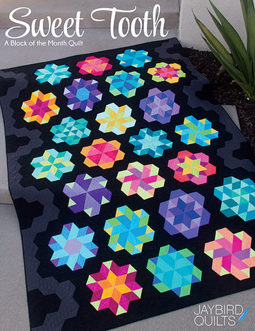 Sweet Tooth - Jaybird Quilts - Quilting - Jaybird Quilts - Craft de Ville