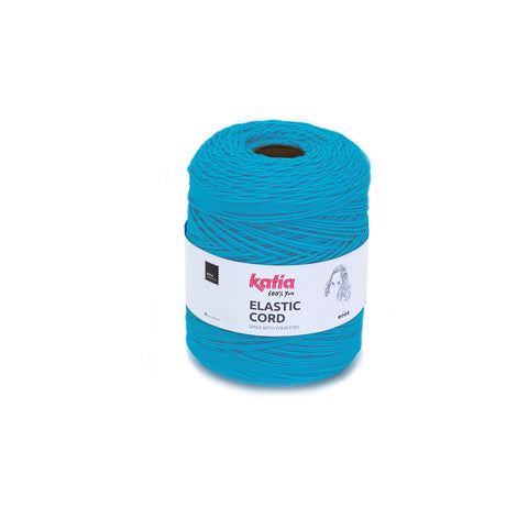 Elastic Cord - Turquoise - 2mm