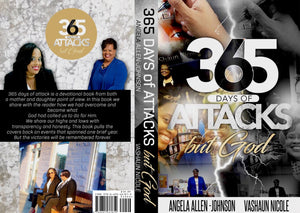 365 Days of Attacks But God Book