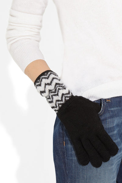 Missoni Knitted gloves