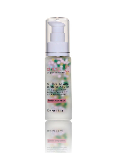 emerginC scientific organics multi-vitamin + retinol serum