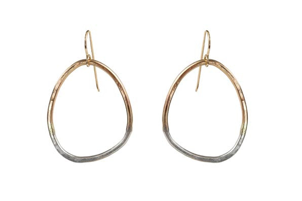 Colleen Mauer Designs - Gradient Stone Earrings