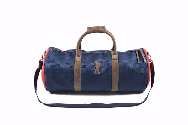 The Packing Man - Duffel Blue Bag