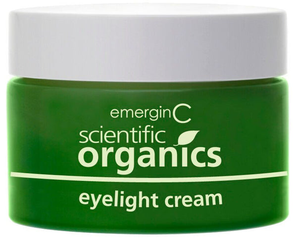 emerginC scientific organics eyelight cream