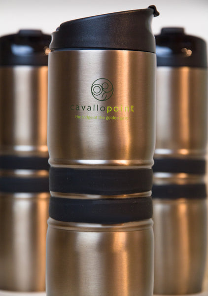 Cavallo Point Travel Tumbler