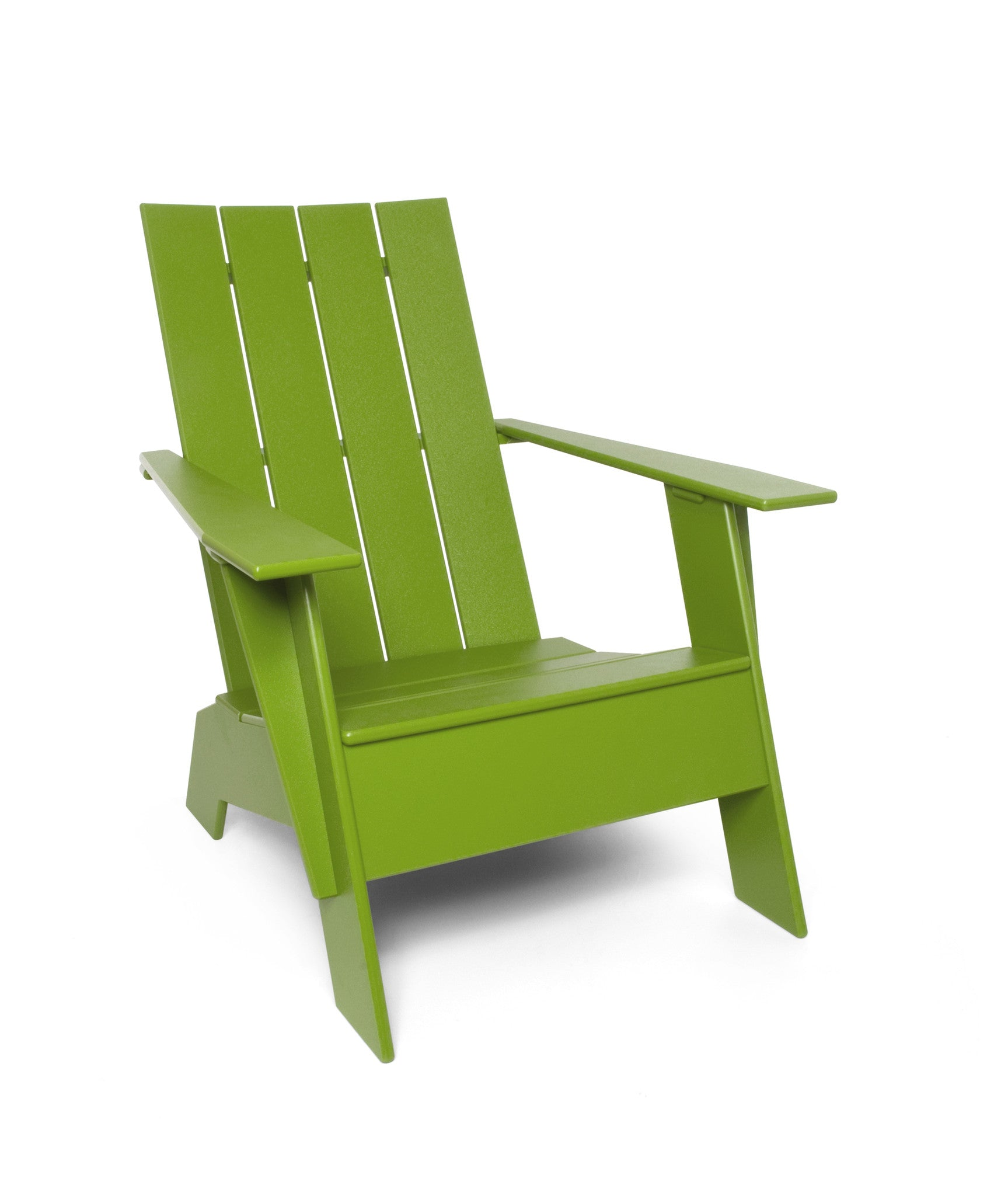Loll Designs 4 Slat Adirondack Chair (Flat)