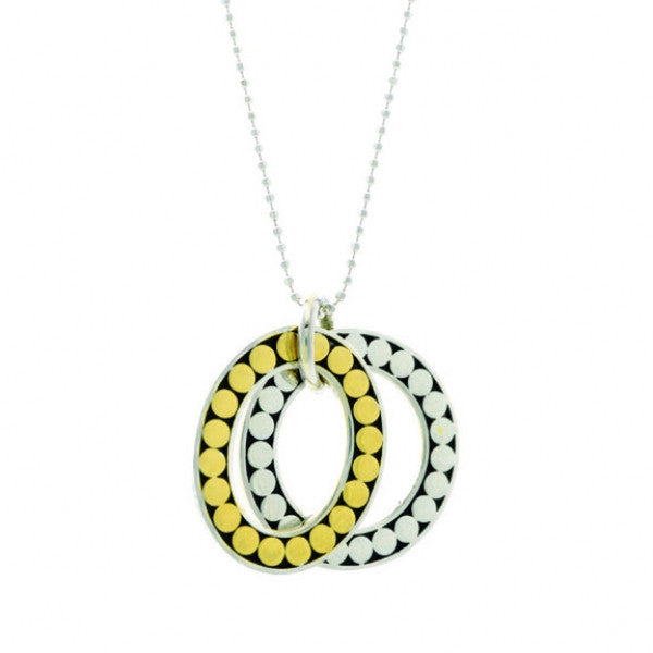 Kathy Kamei Best Friends & Sisters Pendant (Small)