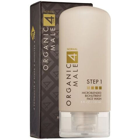 OM4 Normal Step 1: Microblended Bionutrient Face Wash