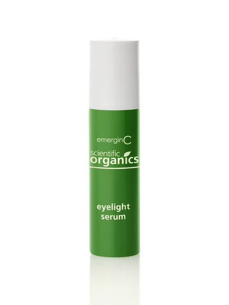 emerginC scientific organics eyelight serum