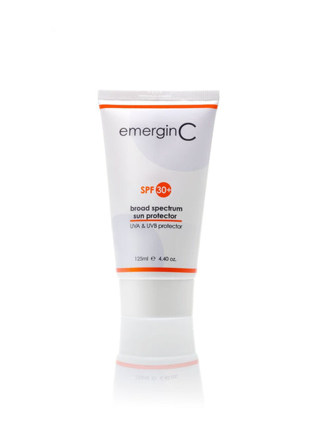 emerginC scientific organics sun 30+