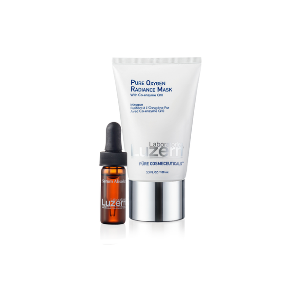 Luzern System O2 Infuse Firming Mask